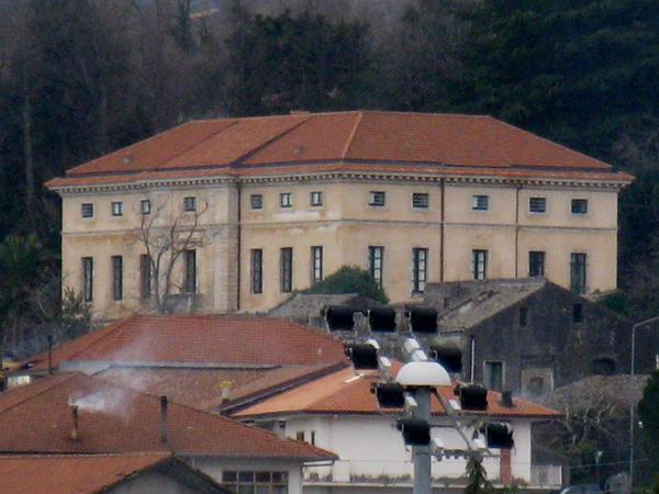 Zafferana Etnea Cosa Vedere: Villa Manganelli