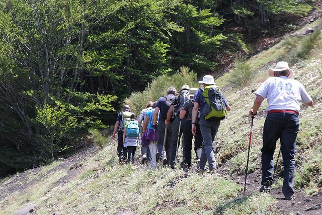 Escursioni Etna A Piedi: Valle Del Bove