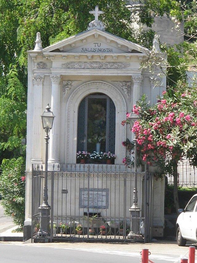 Altarino Madonna Della Provvidenza