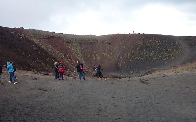 Escursioni Etna A Piedi